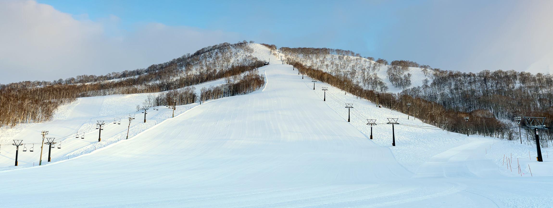 Niseko Moiwa Ski Resort