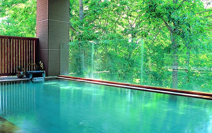 Konbu hot spring