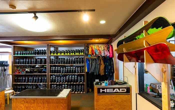 Rental Ski Shop
