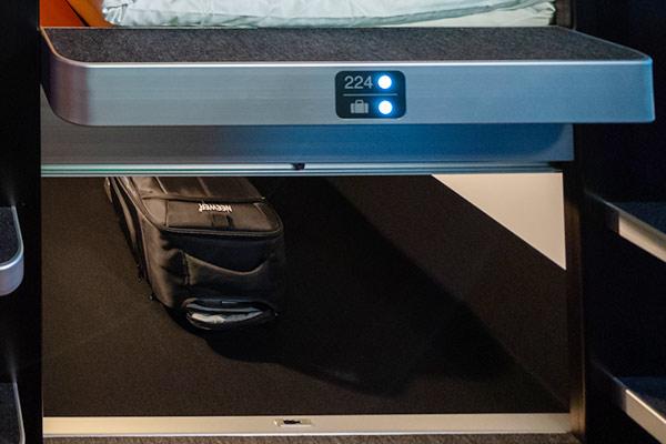 Luggage Room